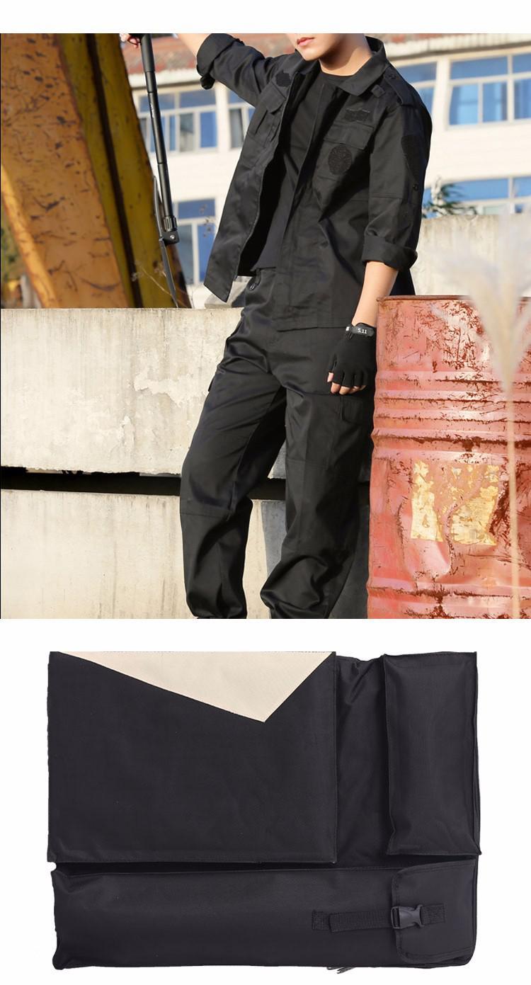抗撕裂净色梭织面料 耐磨涤棉纯色布料 军用裤子风衣服装布料