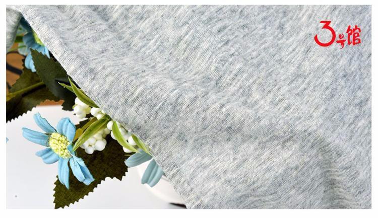 50S极品竹节棉布色卡