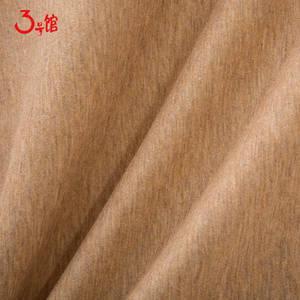 60S纯棉彩棉 服装T恤针织面料 天然网布汗布彩棉精梳棉