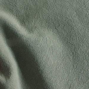 苎麻棉砂洗面料洗水棉绉布童装男女装棉麻风文艺唐装面料